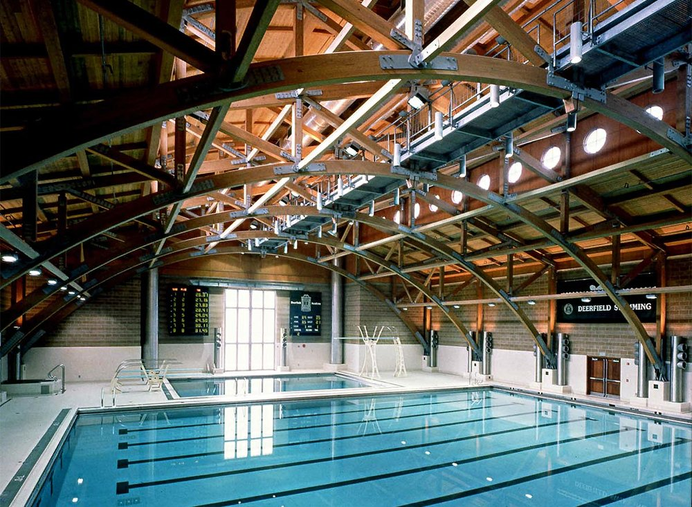 Deerfield Academy David Koch Natatorium