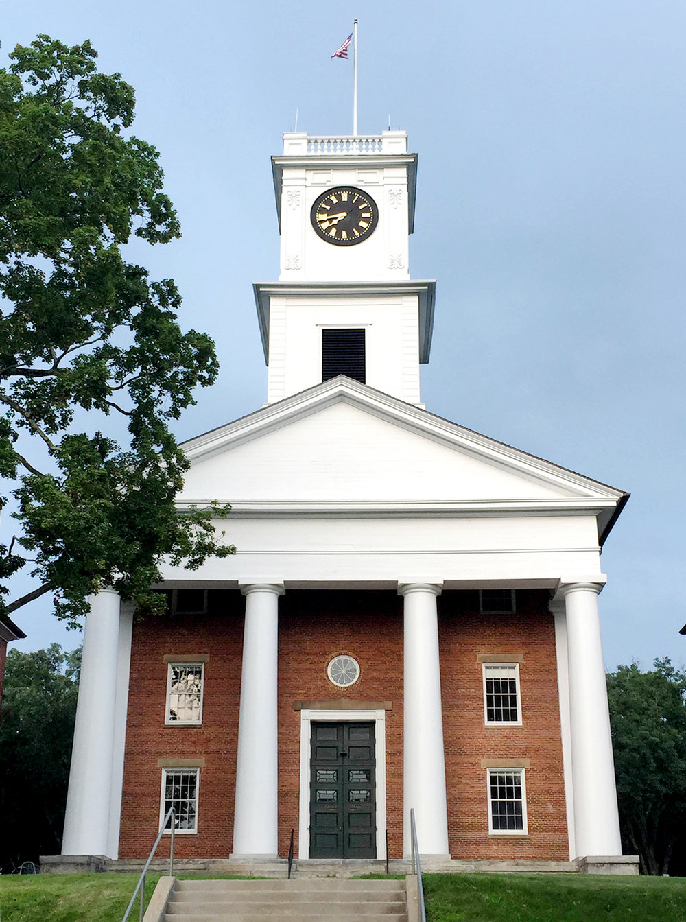 Amherst College Johnson Chapel