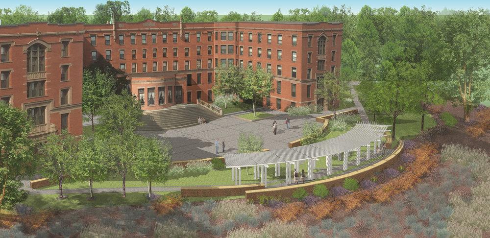 Springfield College MacLean Terrace