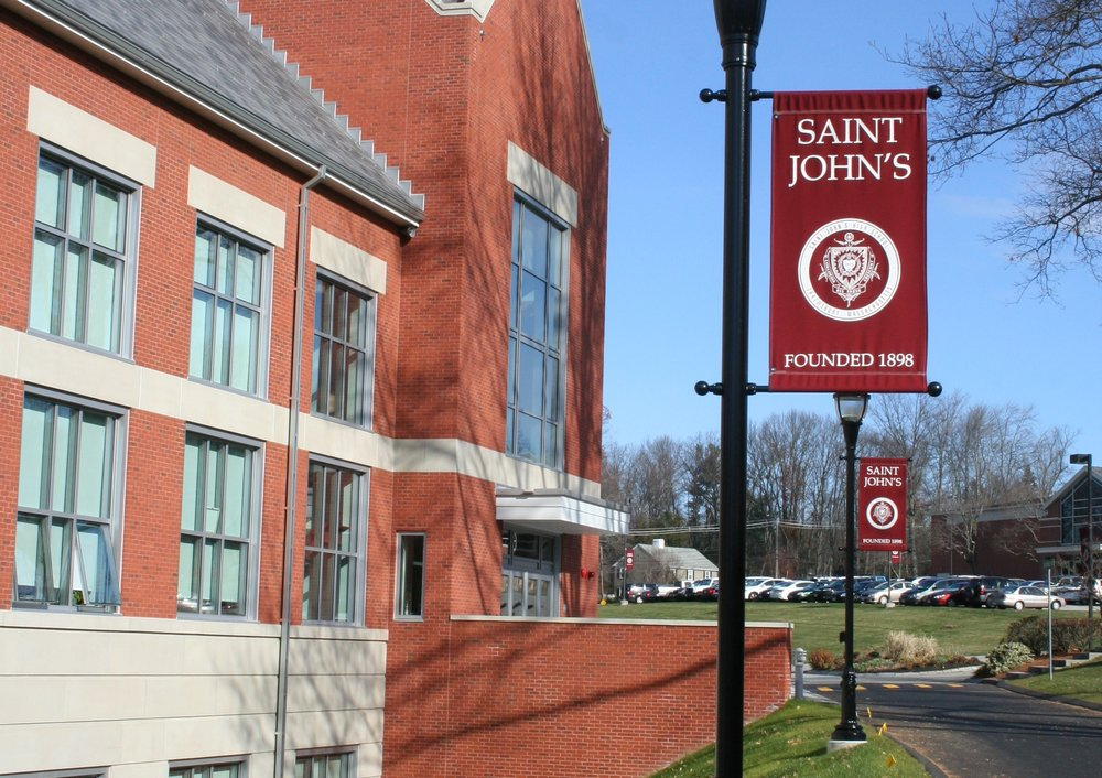 St John's High School Founders Arts and Academics Center