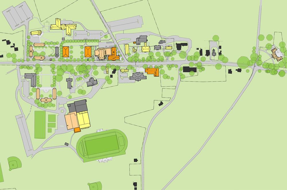 Nichols College Master Plan