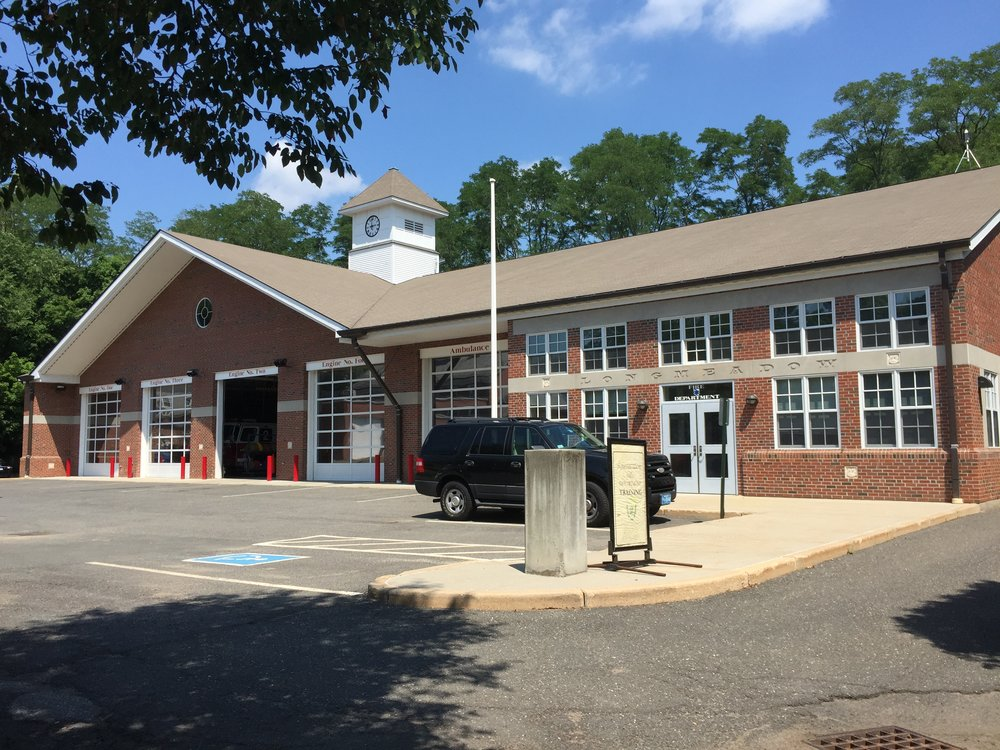 Longmeadow Fire Station Longmeadow MA