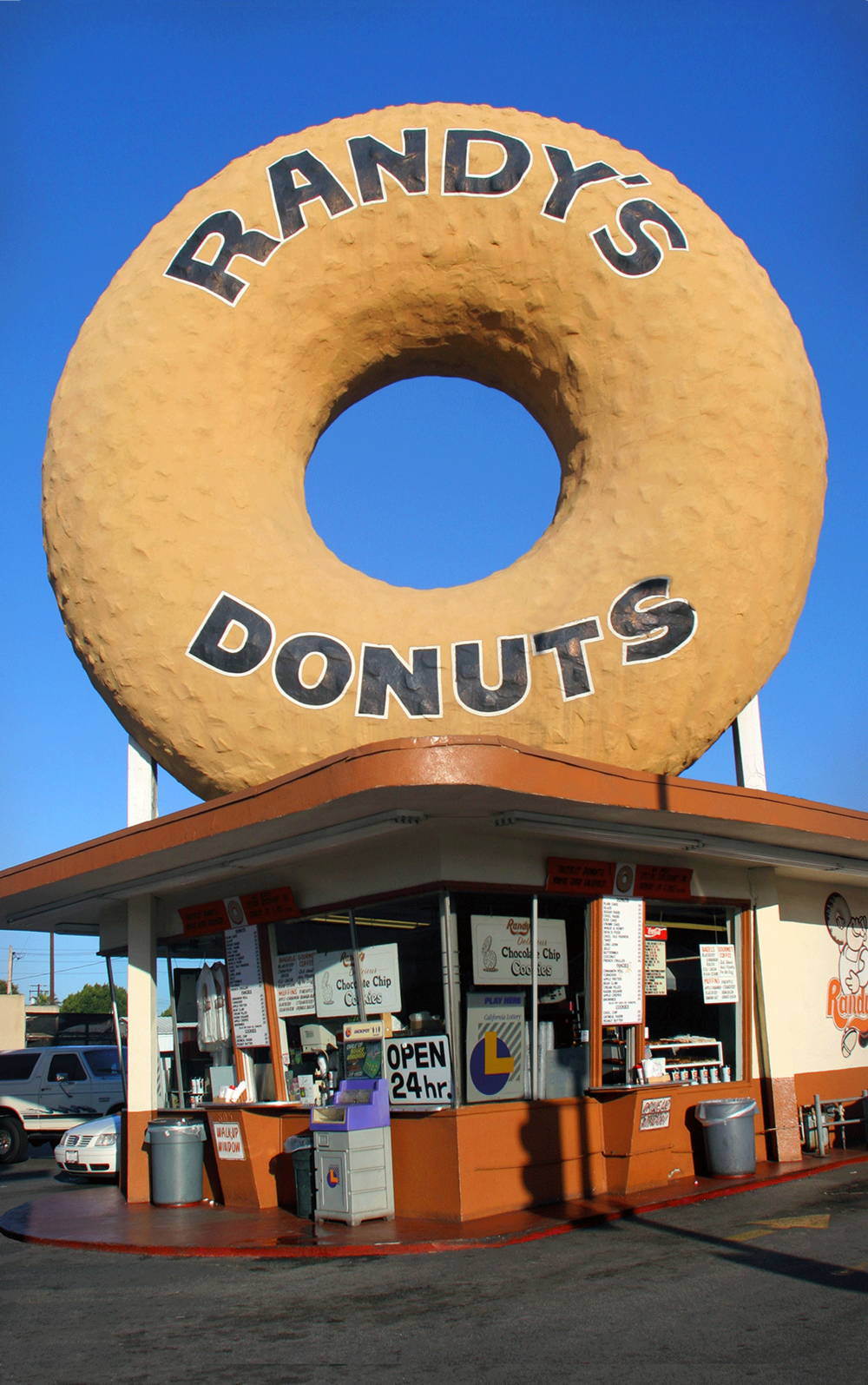 Randy's Donuts - Los Angeles, CA