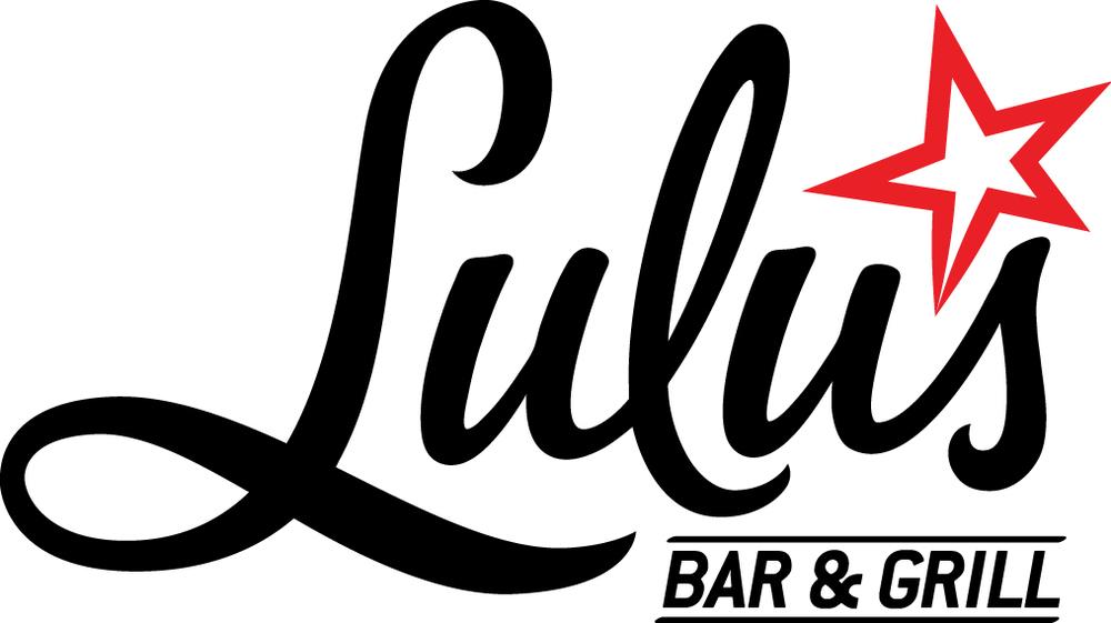 Lulu's Menu Design