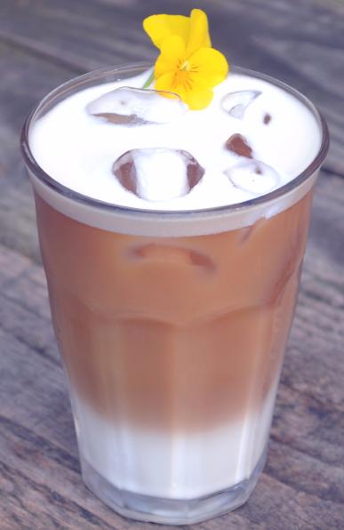 nitro latte