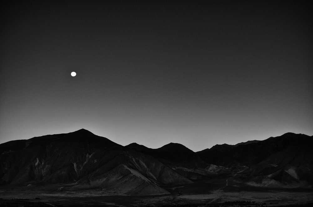 Full Moon over Samye, Tibet