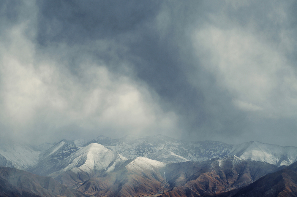 Stormy Clouds near Sera, Lhasa