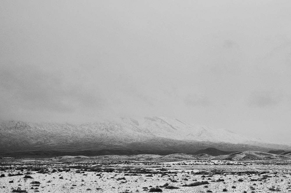 Snowy Landscape, Tibet