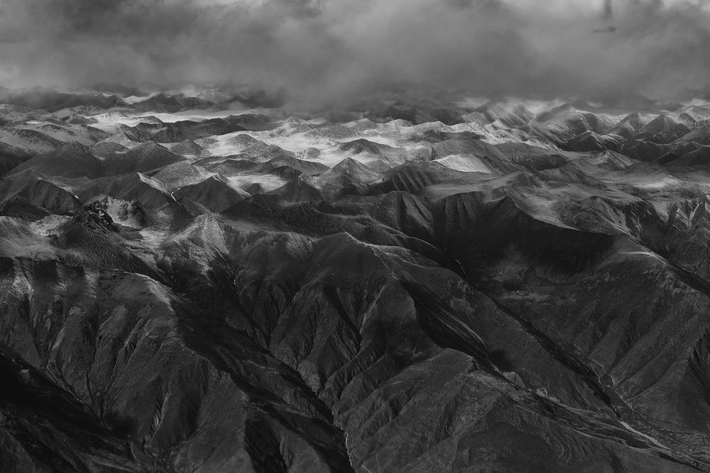 Mountain Storm, Tibet