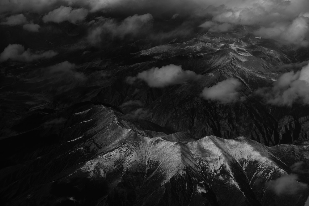 Mountains II, Tibet
