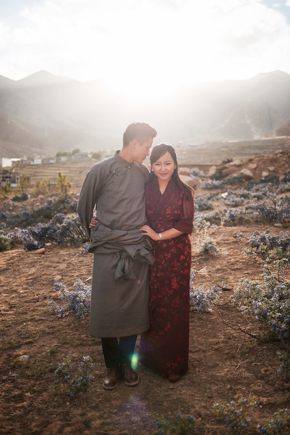 June: One of my best friends in Lhasa got married - I was honoured to get asked to take some pictures! <3