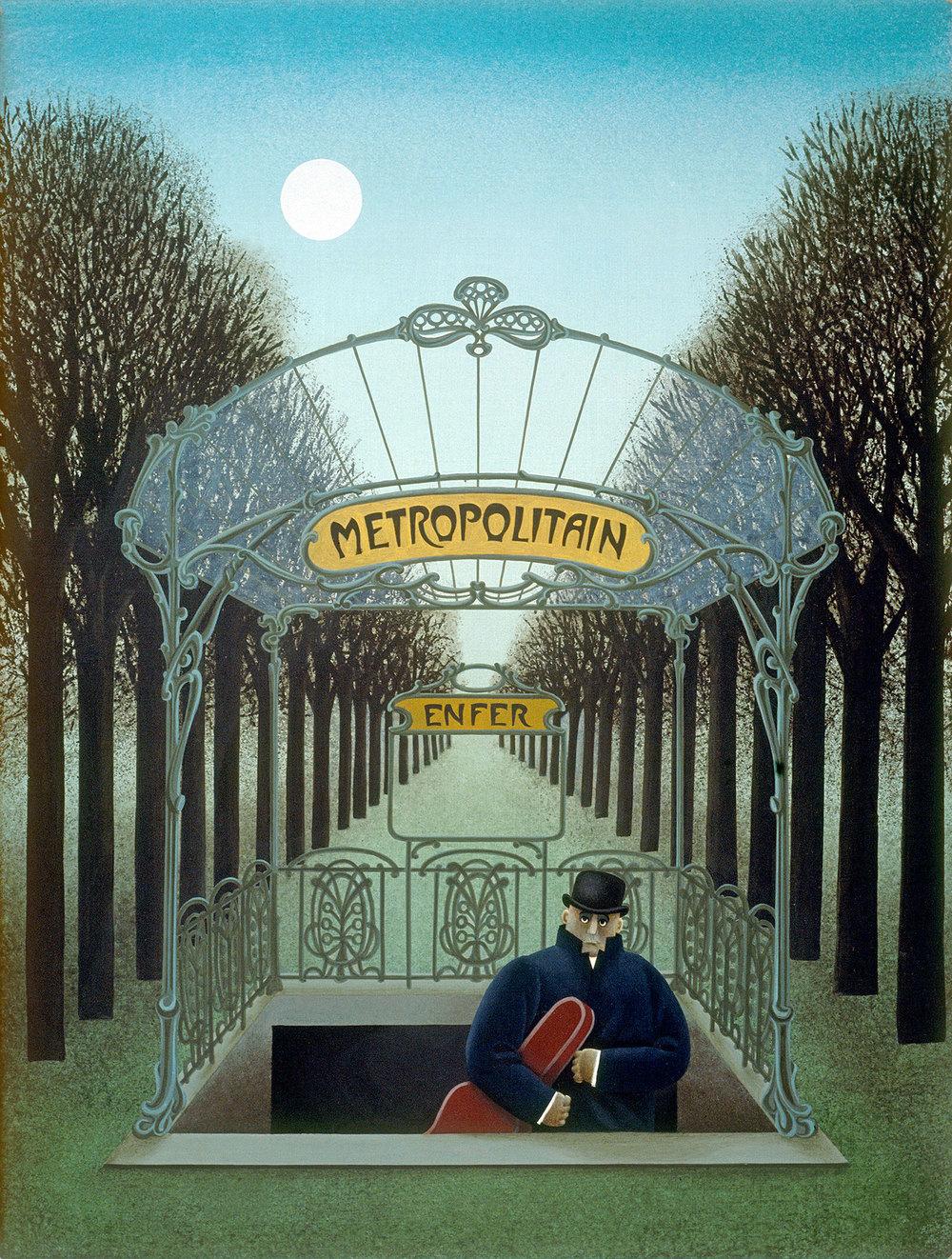 Orphee / Metropolitan