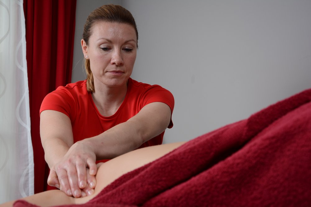 """""""In just three sessions my back pain and tension reduced significantly!"""""""
