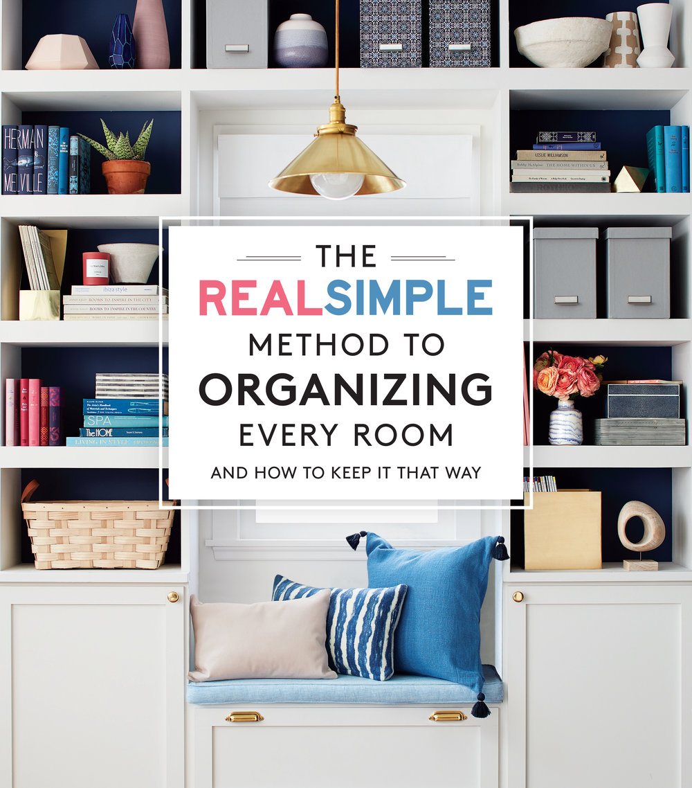 HOT OF THE PRESS! We're thrilled to be featured in The Real Simple Method to Organizing Every Room - the newest RS book just released on getting and staying organized. So proud to share some of our favorite tips in this beautiful and comprehensive book! More highlights to come- Click the book link  http://amzn.to/2E1blZ0