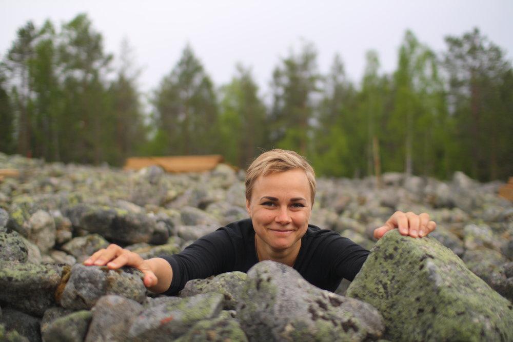 Photo: Reino Hämeenniemi for Alma Media