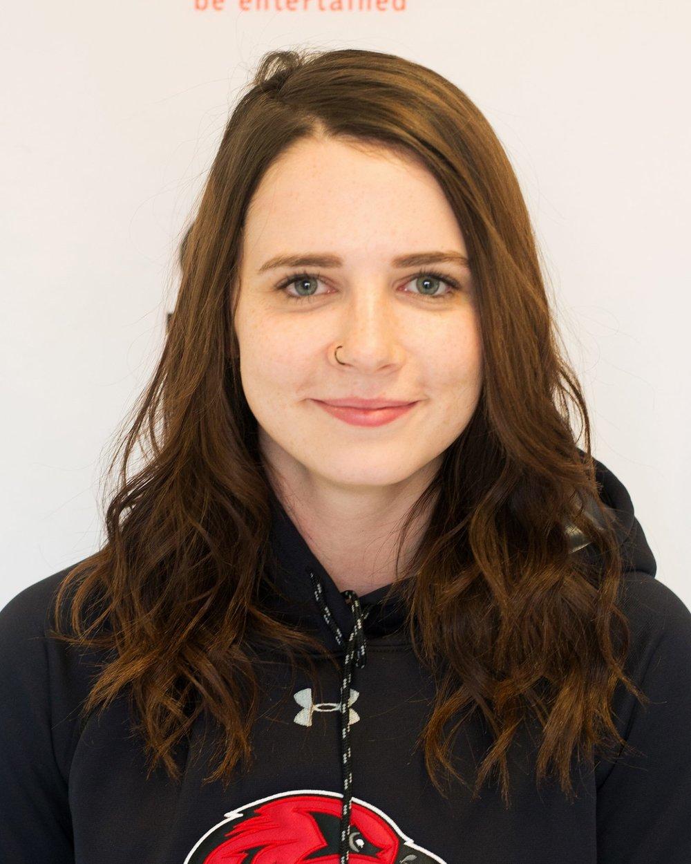 Kaitlyn Poirier - Women's Curling