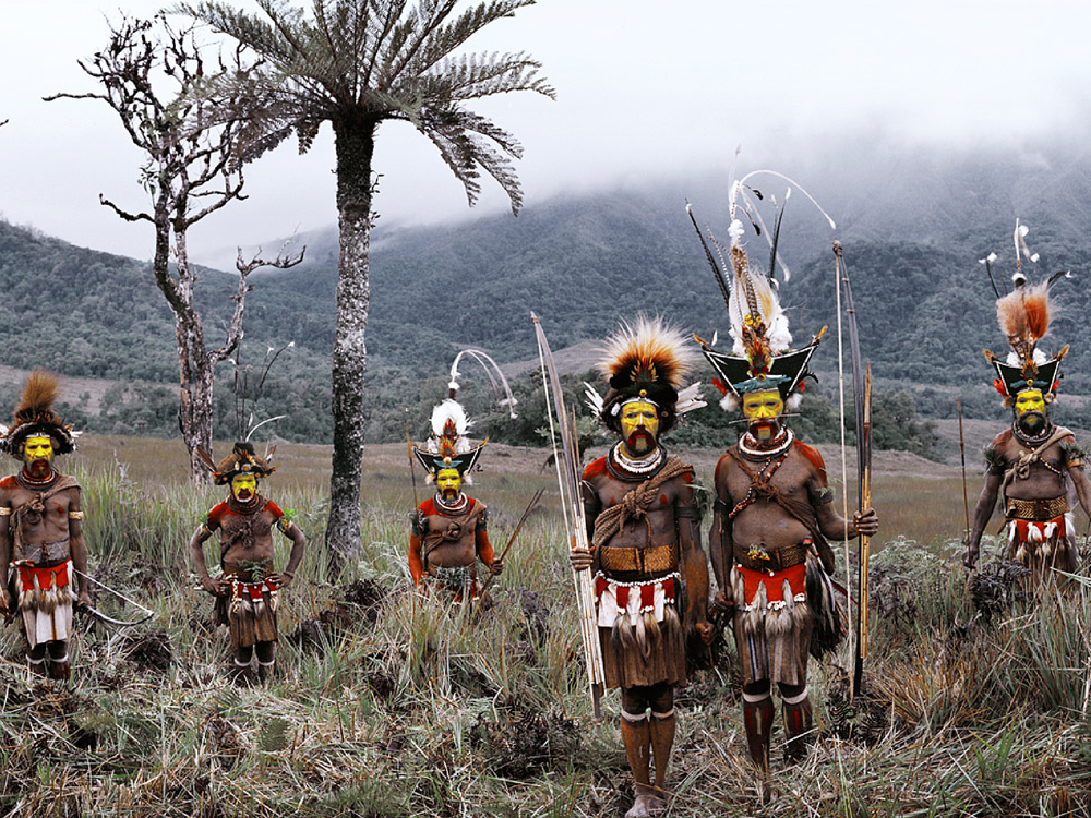Tribal Fighting & Violence in PNG