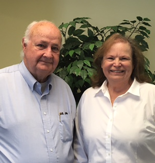 John and Margaret Shearouse - Children's Ministry Coordinators