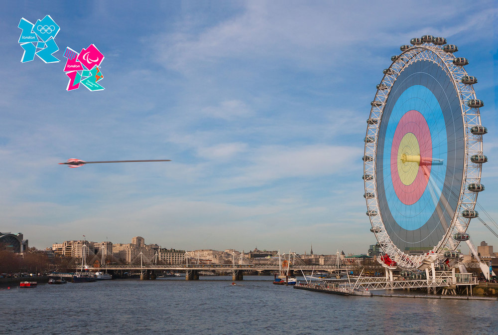 London 2012, On Target