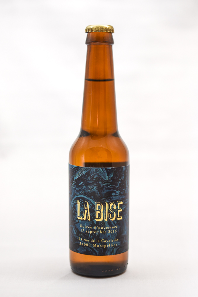 <p><b>La Bise</b><br>5%<br>Bière au thé<br>et à la menthe<br>Sold out</p>