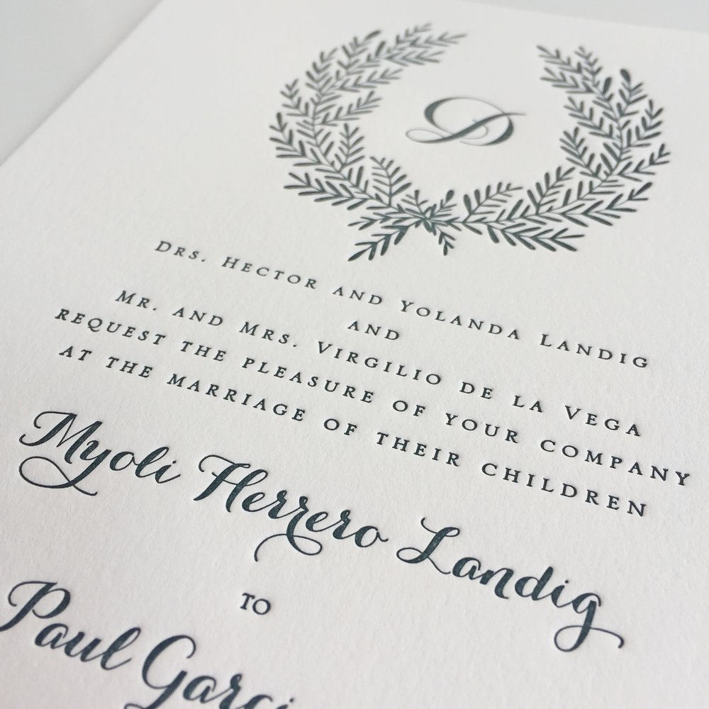 Letterpress Wedding Invitation.jpg
