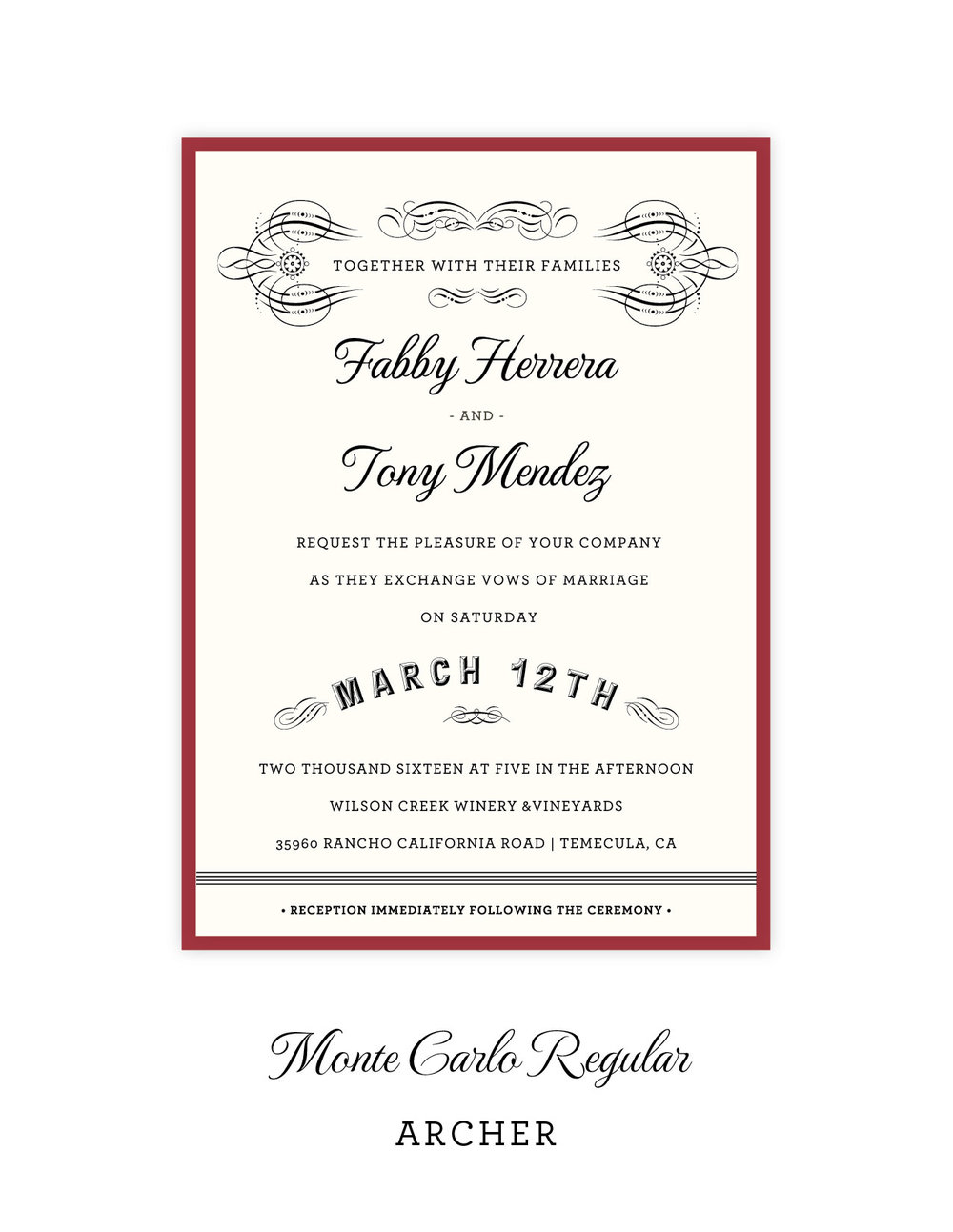 Wedding Fonts_Monte Carlo & Archer.jpg