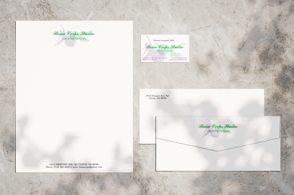 Small Business Stationery Design and Printing