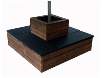 Boxer seat