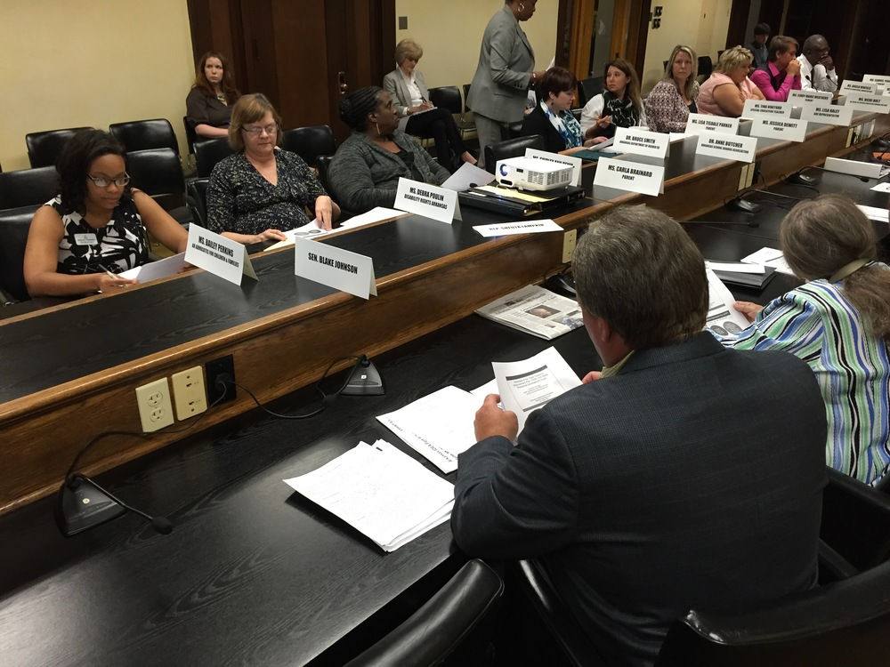 Have We Got Special Education All Wrong >> Nl Fall15 Special Ed Arkansas Public Policy Panel