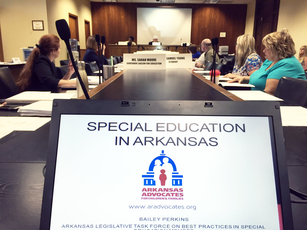 Special Education Best Practices And >> Nlsu16 Parent Testimony Influences Special Education Report
