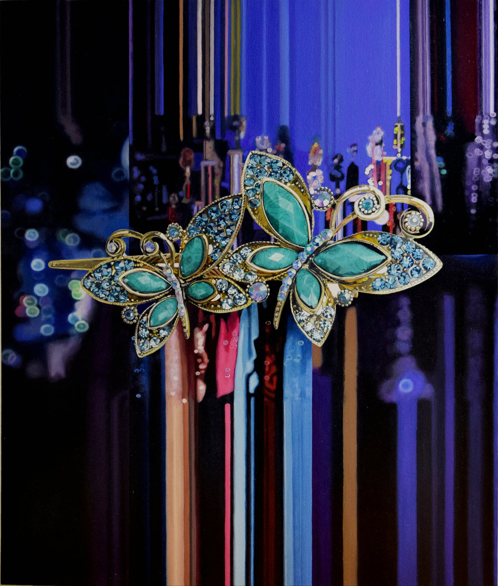 Ultrashine (Butterfly Barrette)