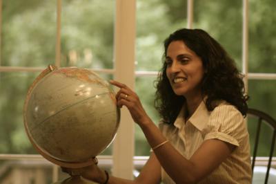 Attorney Samia Chandraker