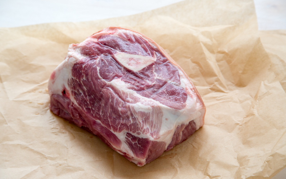 Bone-In Shoulder Roast