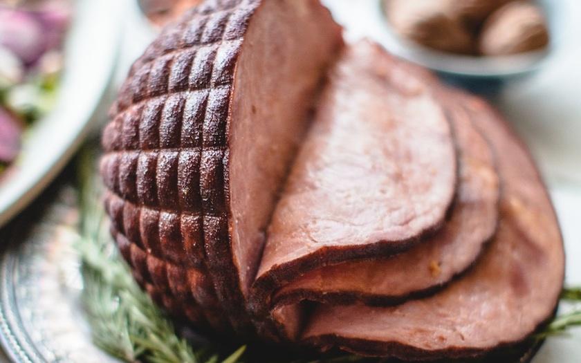 Hickory Smoked Ham Roast