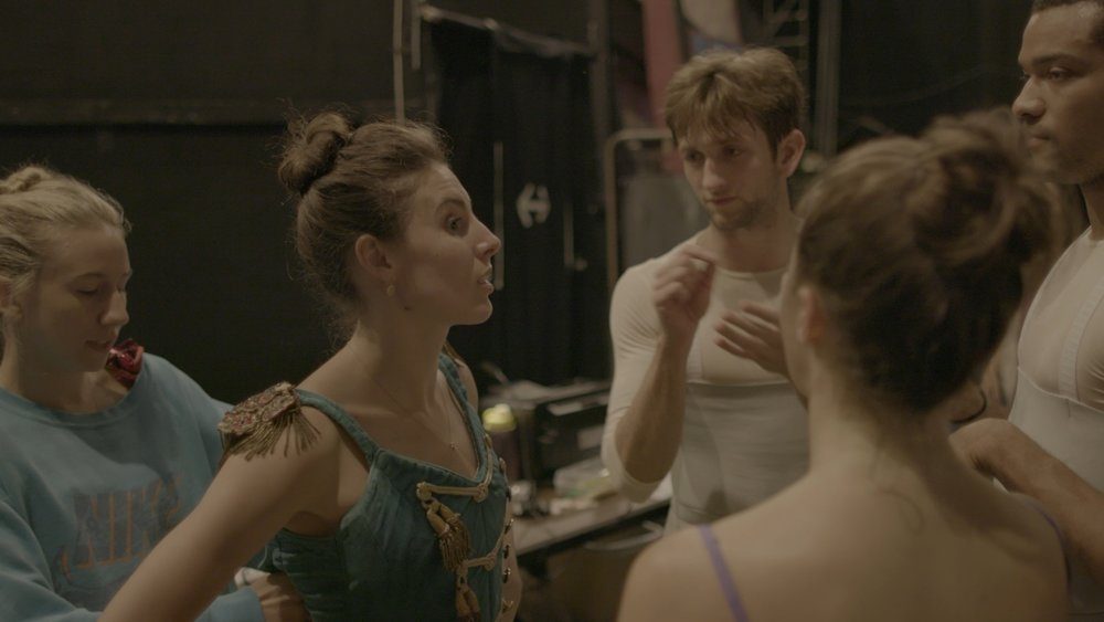 Untitled Ballet Production - Dogwoof Documentary