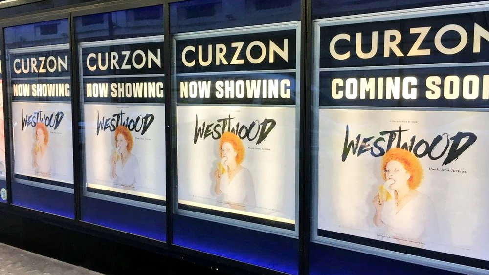 Takeover at Curzon Mayfair