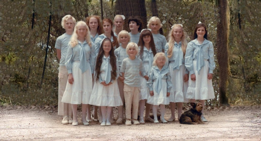 The Cult of The Family - Dogwoof Documentary