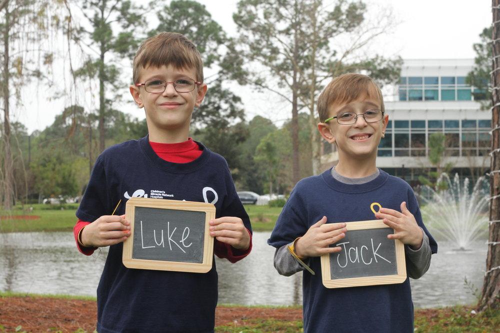 Jack & Luke