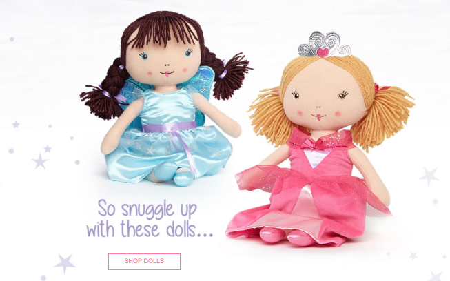 Ruby Doll For Dunnes Stores