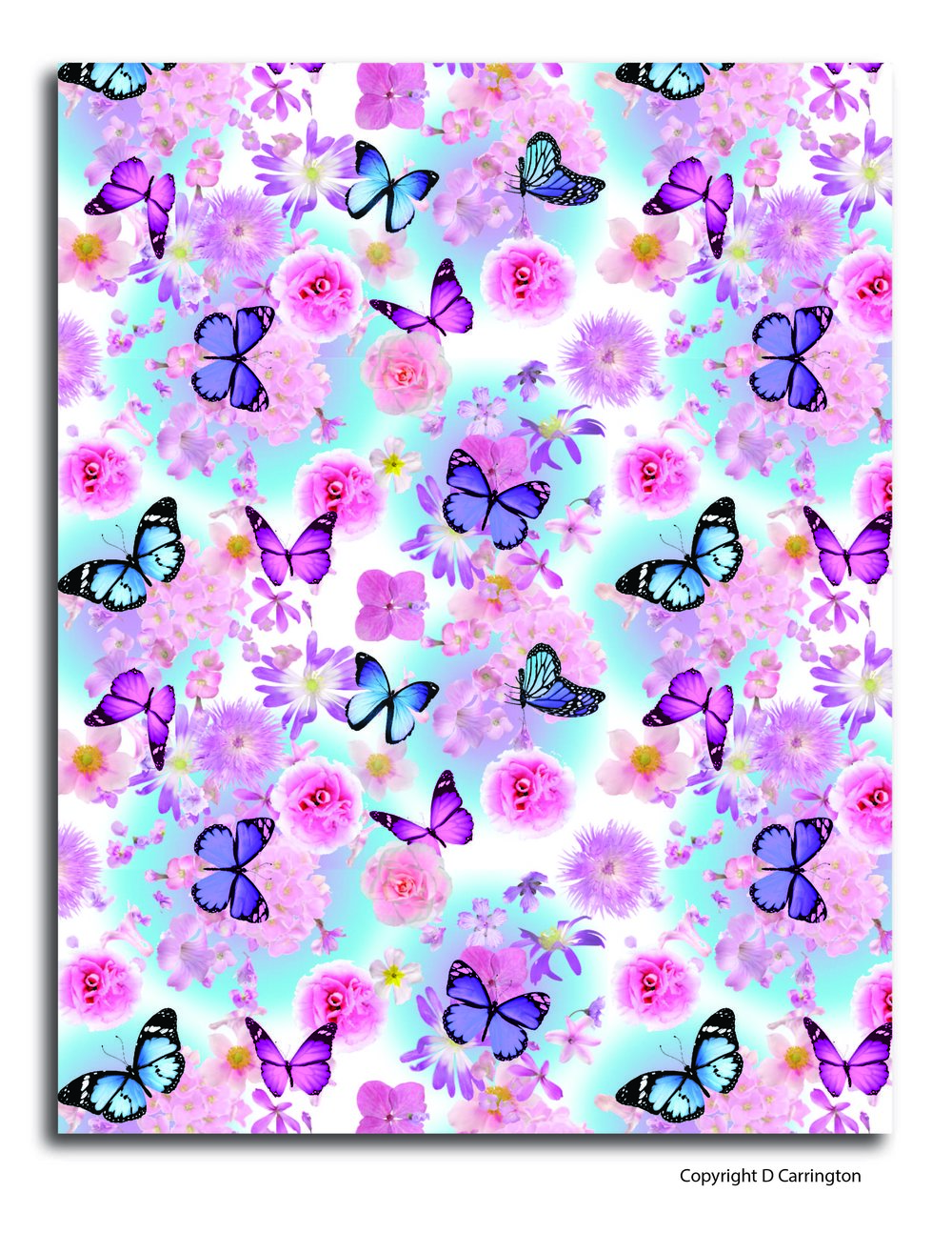 Photoreal Butterfly Tex