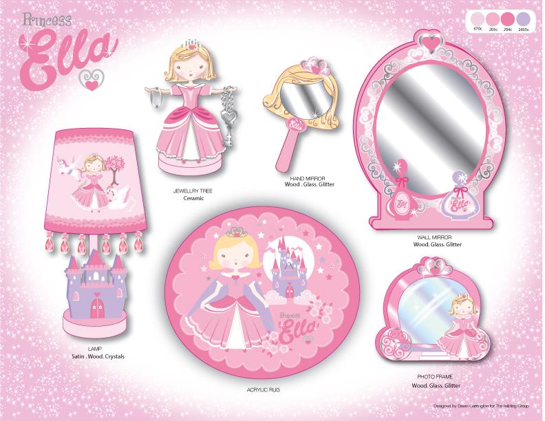 Princess Ella Decor For BHS