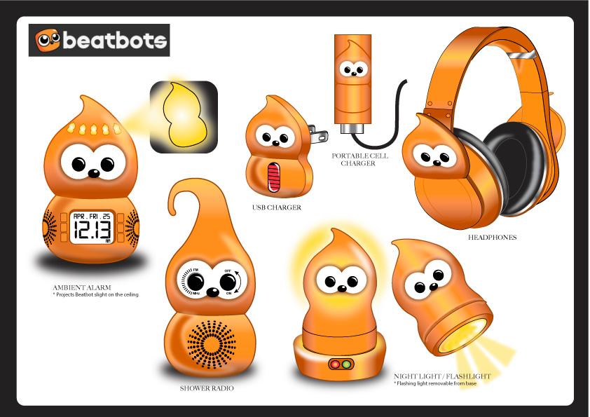 EDF Promotional Merchandise