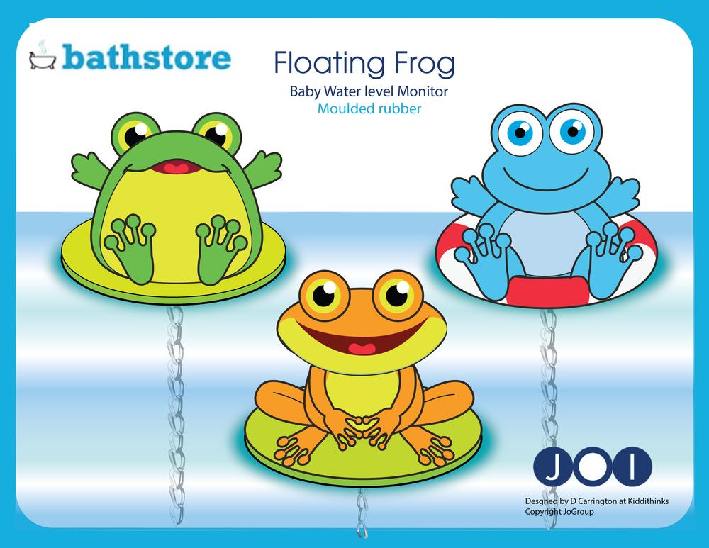 Bathstore Frog