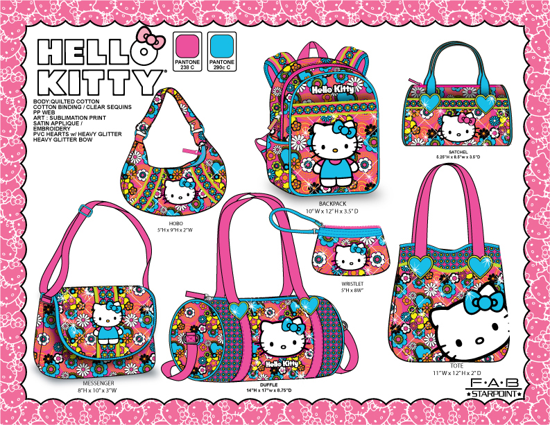 Hello Kitty Collection for JC Penney