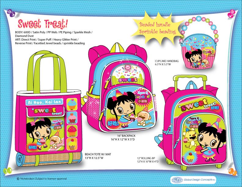 Ni Has Ki Lan Sweet Treat Bags