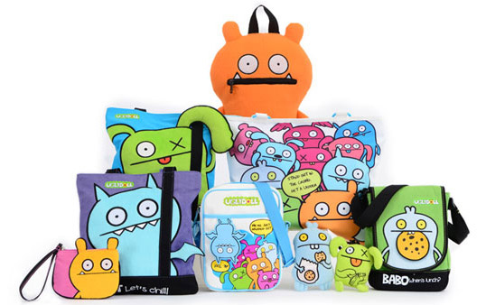 Ugly Doll Collection