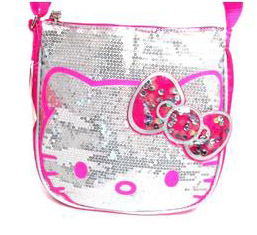 Hello Kitty Sparkle Crossbody