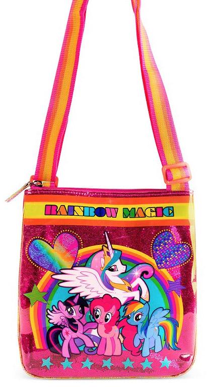 My Little Pony Passport bag