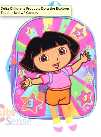 Dora 'Danglies' Backpack