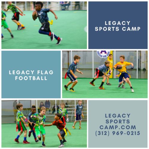 free flag football play day march 10 legacy sports camp youth
